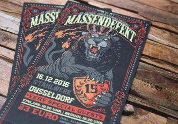 Massendefekt Stahlwerk Jubiläum Düsseldorf
