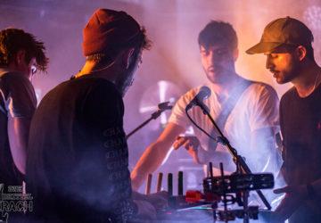 Leoniden | Live | Oberhausen, Druckluft | 2017
