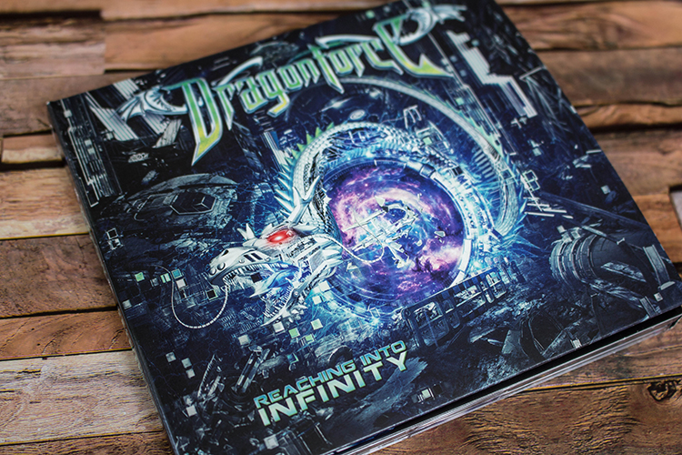 Dragonforce - Reaching Into Infinity Review