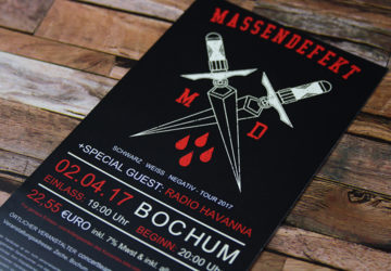 Massendefekt - Zeche Bochum 2017