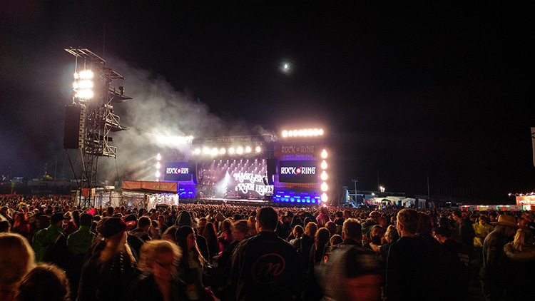 Rock am Ring 2017, Festivalbericht