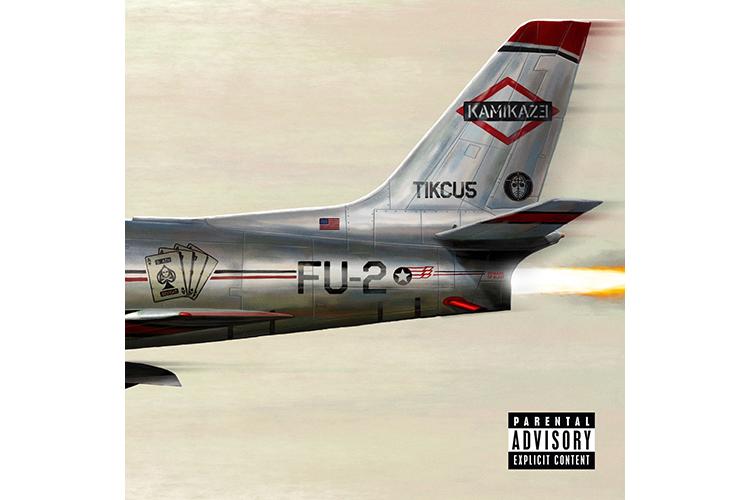 Eminem - Kamikaze (Review)
