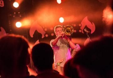 Konzertbericht: Flooot beim Süchteln brennt 2019