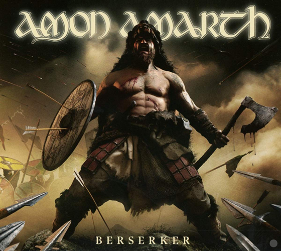 Review: Amon Amarth - Berserker