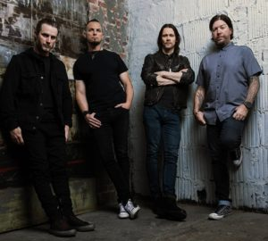 "Alter Bridge & ""Wouldn't You Rather"""