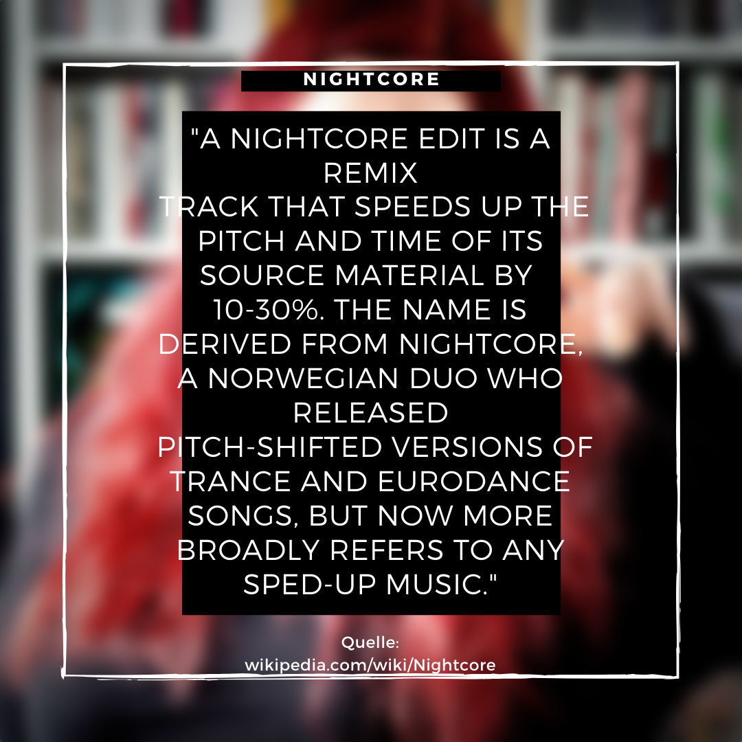 5 besten Nightcore Remix