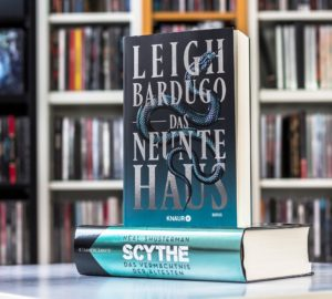 Scythe-Trilogie & Das neunte Haus