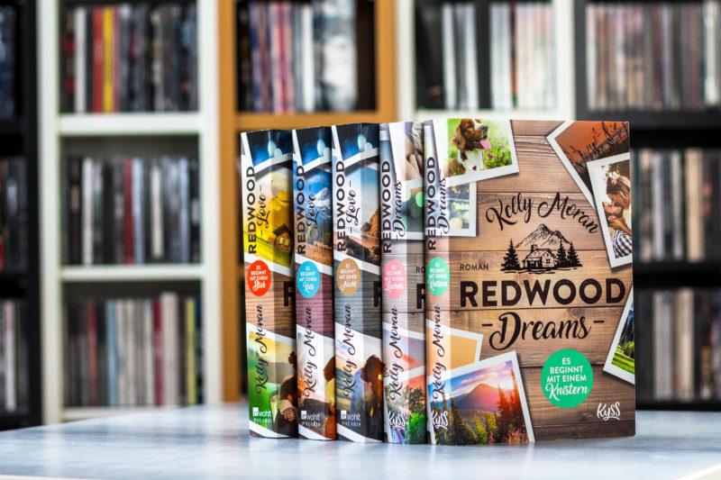 Redwood-Reihe Kelly Moran