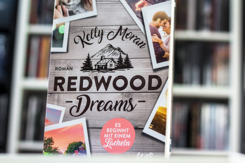 Redwood Dreams - Kelly Moran