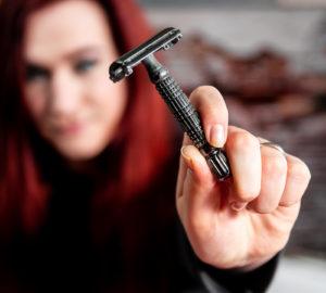 Rasierhobel: Plastikfrei rasieren
