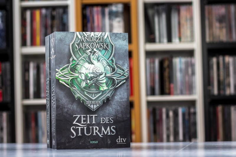Witcher Vorgeschichte 2 - Zeit des Sturms