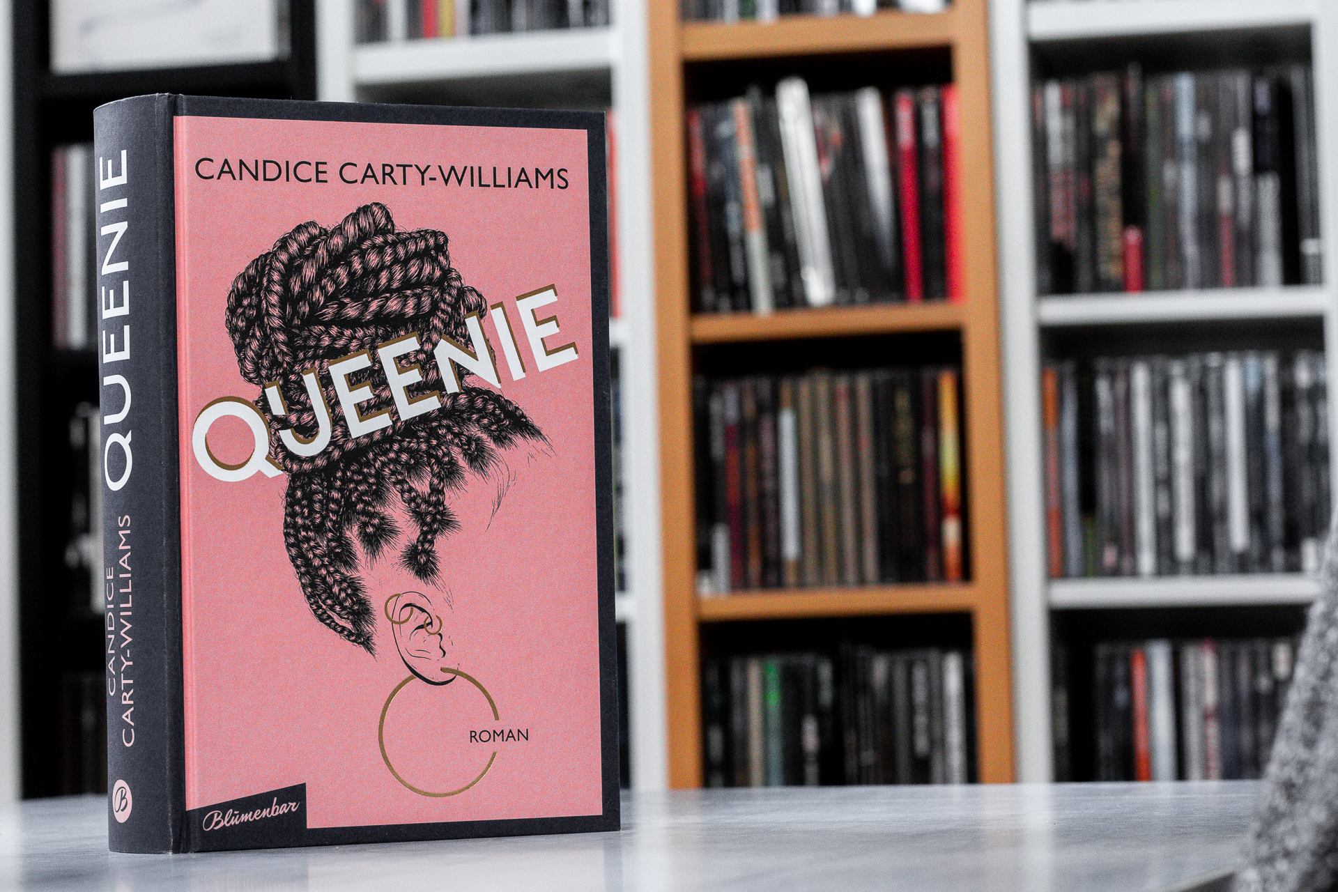 Queenie von Candice Carty-Williams